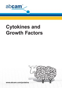 'Cytokines and growth facotrs' brochure