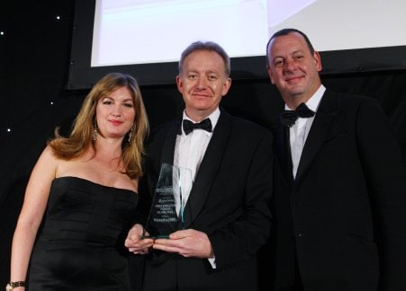 CEO of the Year award 2010