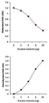 Functional Studies - DNA demethylase (total) Activity Quantification Assay Kit (ab113472)