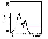 Flow Cytometry - Anti-Myeloid Precursor Cells antibody [OX-82] (FITC) (ab114076)