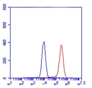 Flow Cytometry - Anti-Cyclophilin F antibody [E11AE12BD4] (Alexa Fluor® 488) (ab156032)