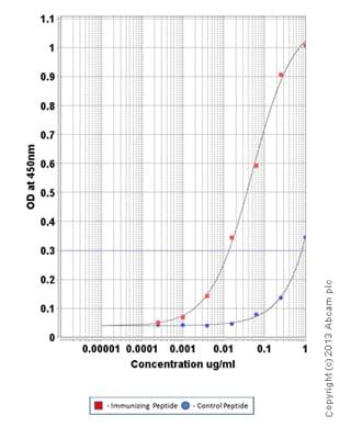 ELISA - Anti-ErbB 2 (phospho Y1248) antibody (ab101229)