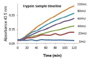 Functional Studies - Trypsin Activity Colorimetric Assay Kit (ab102531)
