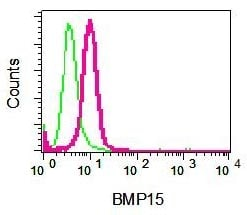 Flow Cytometry - Anti-BMP15 antibody [EPR5137] (ab108413)