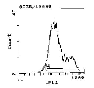 Flow Cytometry - Anti-IL2 Receptor alpha antibody [MRC OX-39] (FITC) (ab111957)
