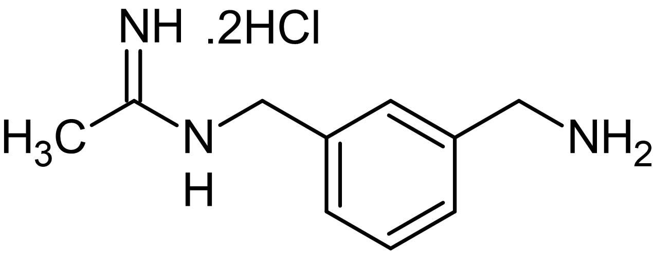 Chemical Structure - 1400W, iNOS inhibitor (ab120165)