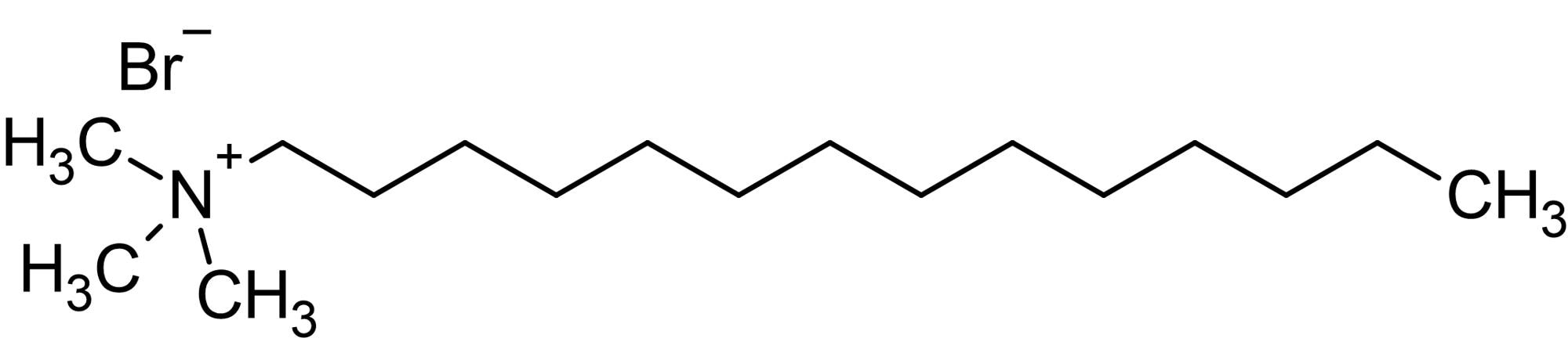 Chemical Structure - MiTMAB™, dynamin I and dynamin II inhibitor (ab120466)