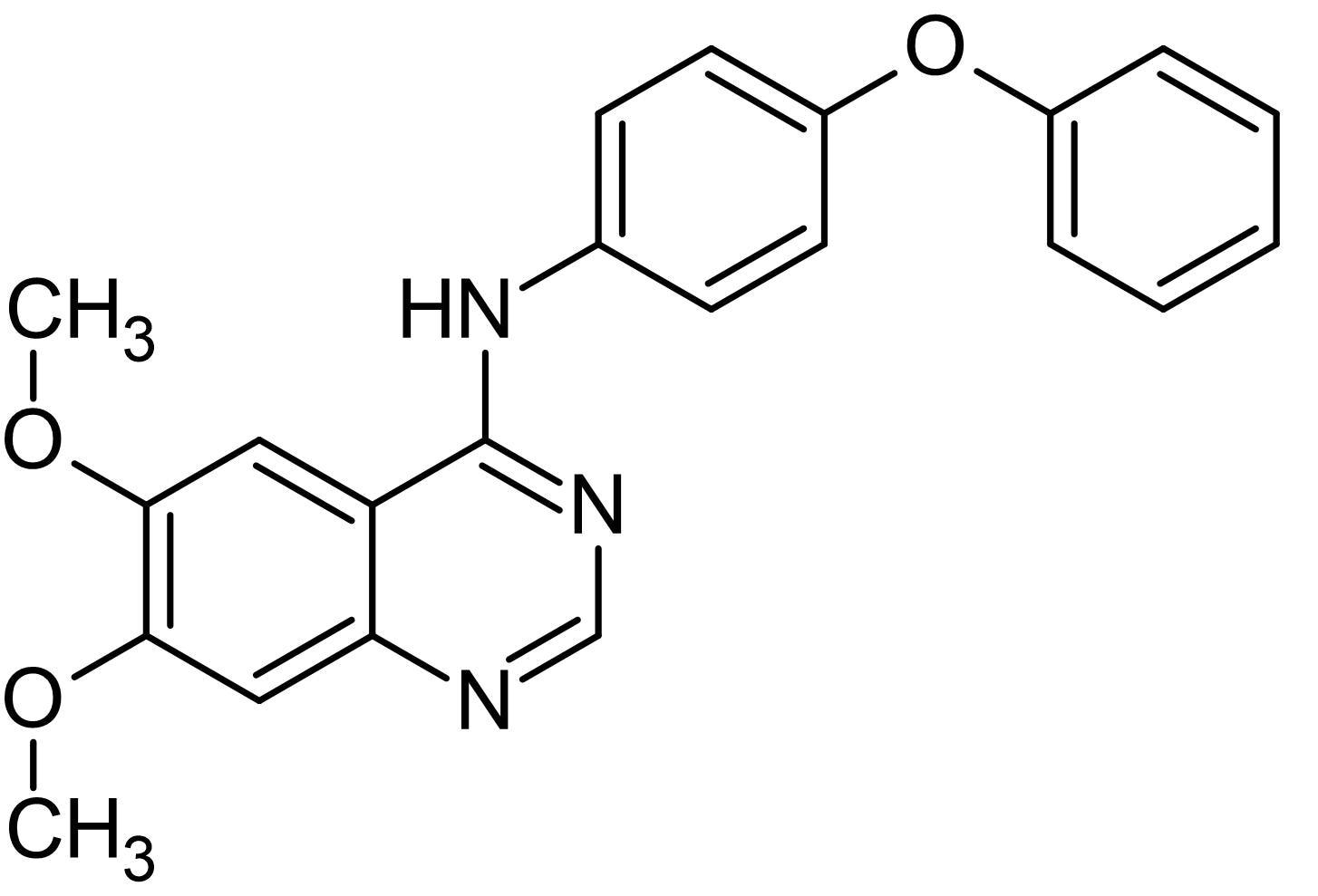 Chemical Structure - Src Kinase Inhibitor I (SKI-1) (ab120839)