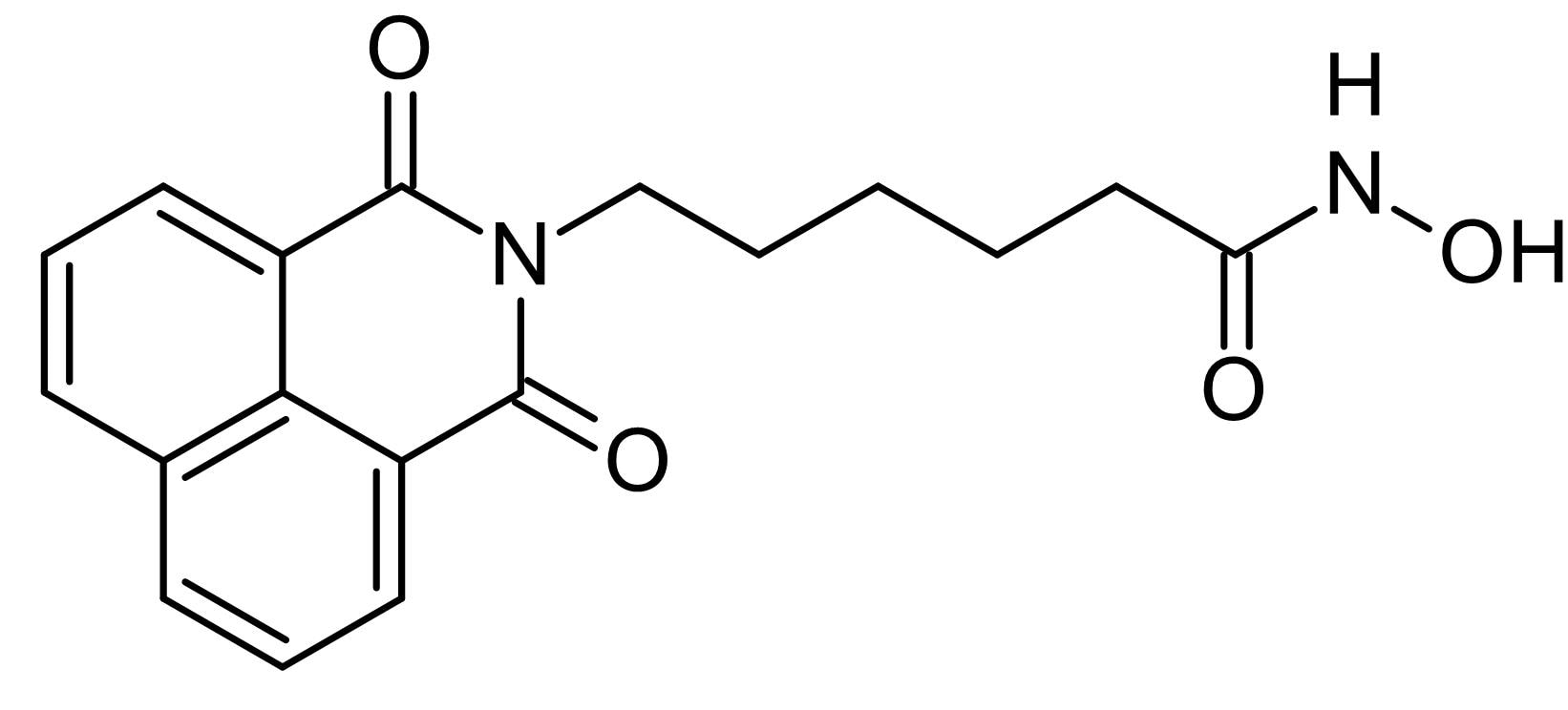 Chemical Structure - Scriptaid, HDAC inhibitor (ab120883)