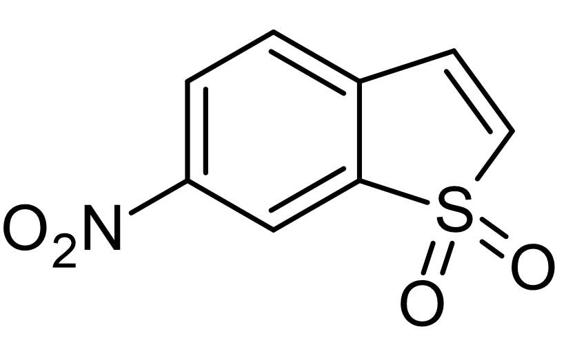 Chemical Structure - Stattic, STAT3 inhibitor (ab120952)