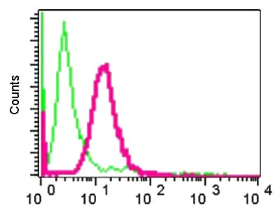 Flow Cytometry - Anti-LHX3/LIM antibody [EPR3344(2)] (ab124697)