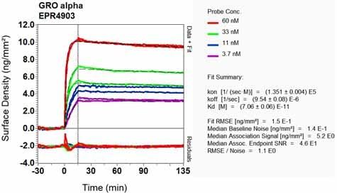 Other - Anti-GRO alpha antibody [EPR4903] (ab124731)