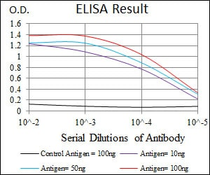 ELISA - Anti-HSF4 antibody [2E7] (ab128146)