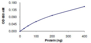 Phosphatase Activity - Recombinant human PPP1CB (ab128551) (ab128551)