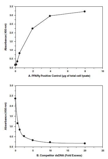 功能研究PPARγ转录因子检测试剂盒(AB133101)