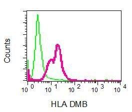 Flow Cytometry - Anti-HLA DMB antibody [EPR7981] (ab133640)