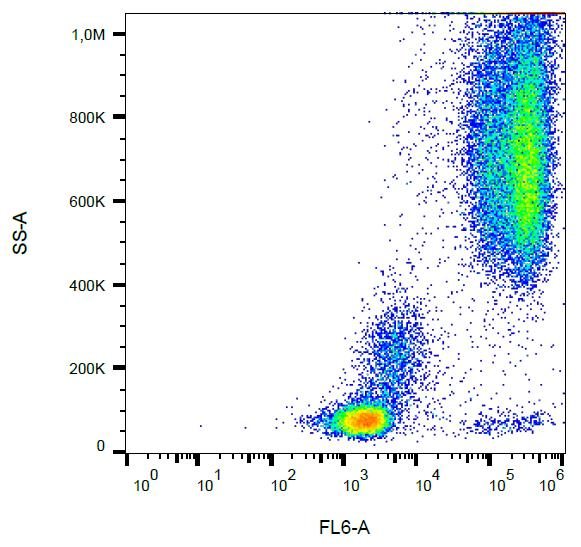 Flow Cytometry - Anti-CD24 antibody [SN3] (ab134375)