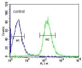 Flow Cytometry - Anti-Albumin antibody - C-terminal (ab135575)