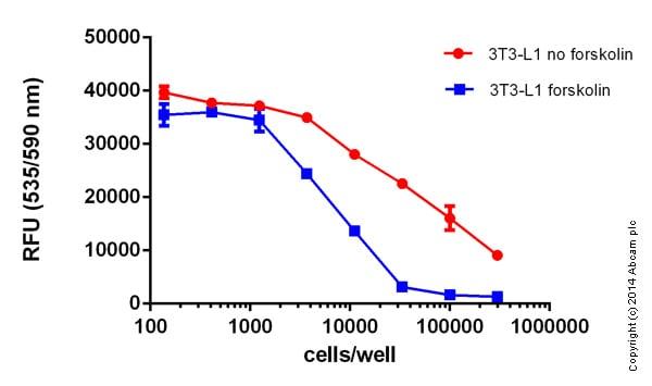 Immunoassay - cAMP Direct Immunoassay (fluorometric) (ab138880)