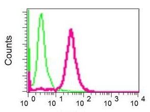 Flow Cytometry - Anti-alpha 1 Spectrin antibody [EPR9300] (ab139403)
