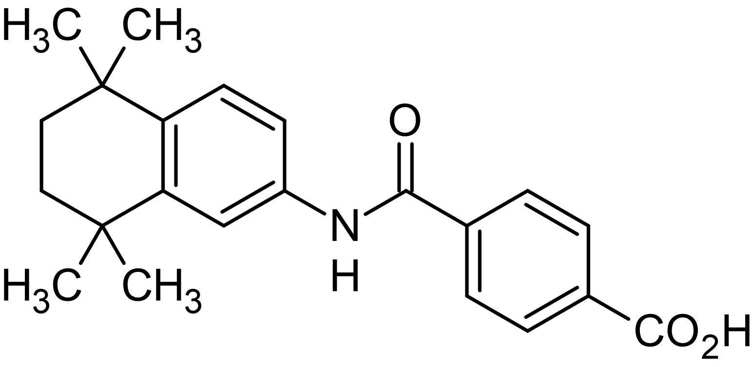 Chemical Structure - AM 80, retinoic acid receptor alpha/beta (RAR alpha/beta) agonist (ab141024)