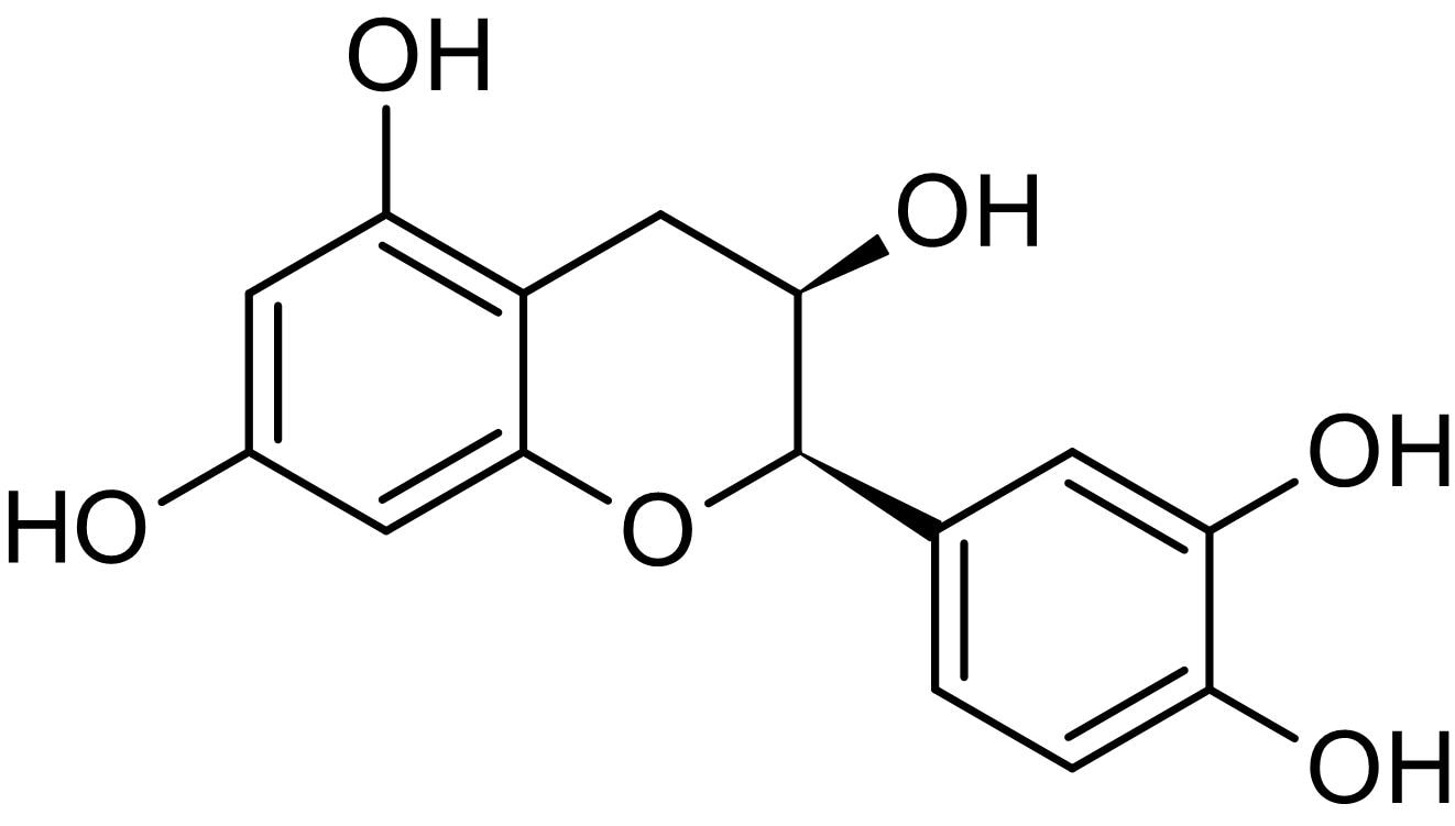 Chemical Structure - Epicatechin, Flavonoid (ab141119)