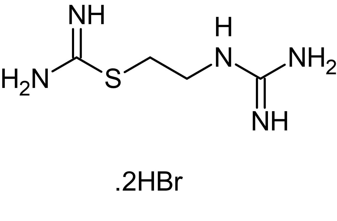 Chemical Structure - VUF8430 dihydrobromide, H<sub>4</sub> receptor agonist (ab141128)