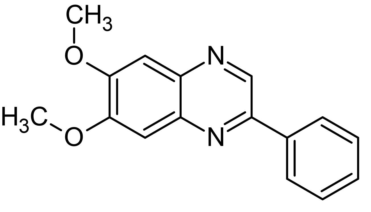 Chemical Structure - AG 1296, protein tyrosine kinase inhibitor (ab141170)
