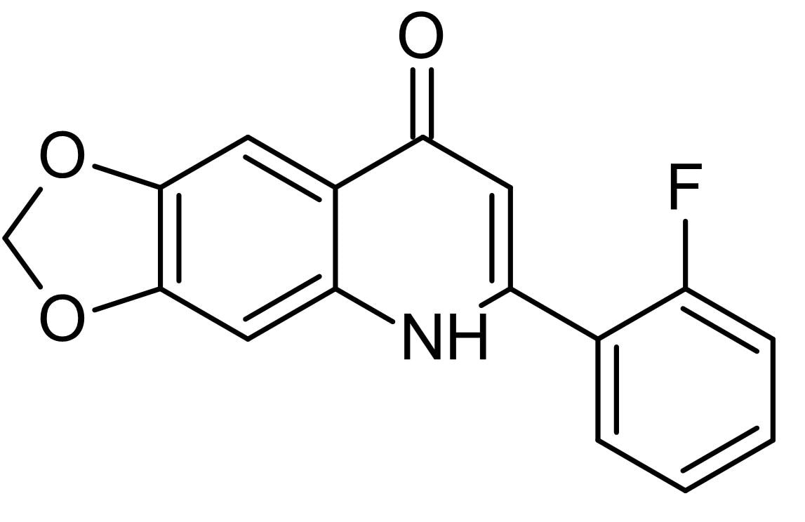 Chemical Structure - CHM1, Antitumor agent (ab141225)