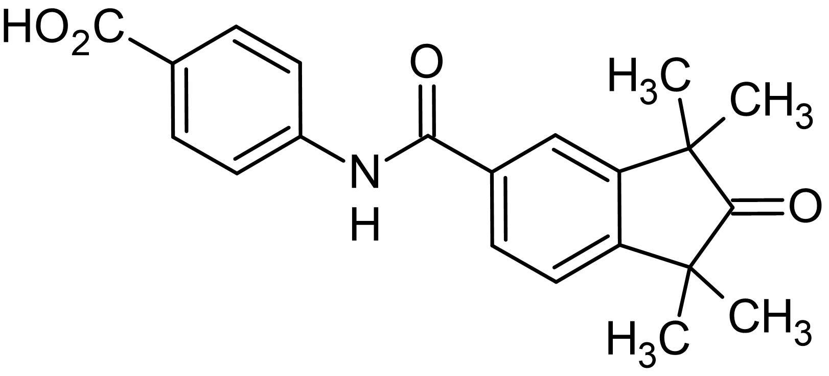 Chemical Structure - BMS 753, RARalpha agonist (ab141315)