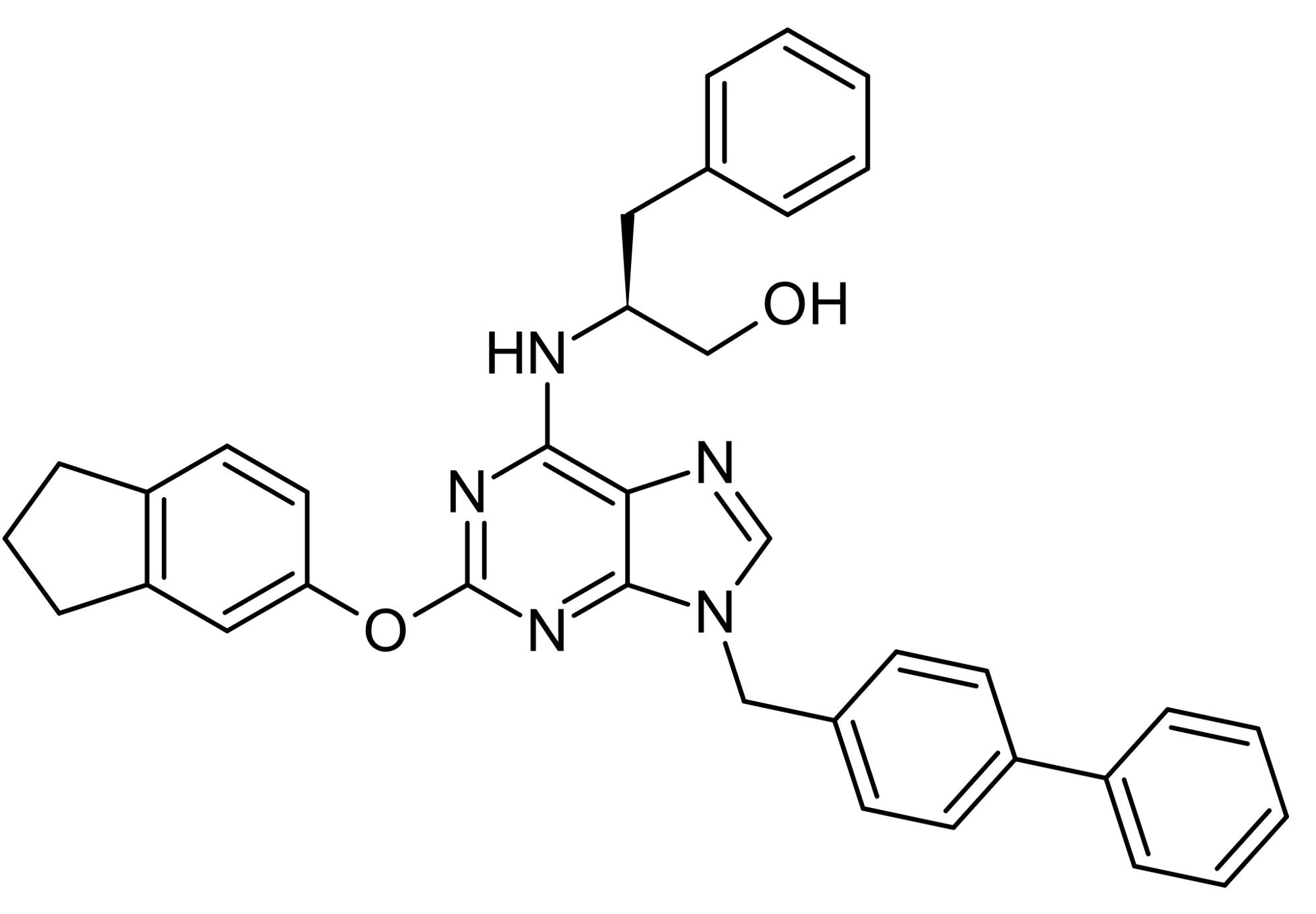 Chemical Structure - QS11, ARFGAP1 inhibitor (ab141408)