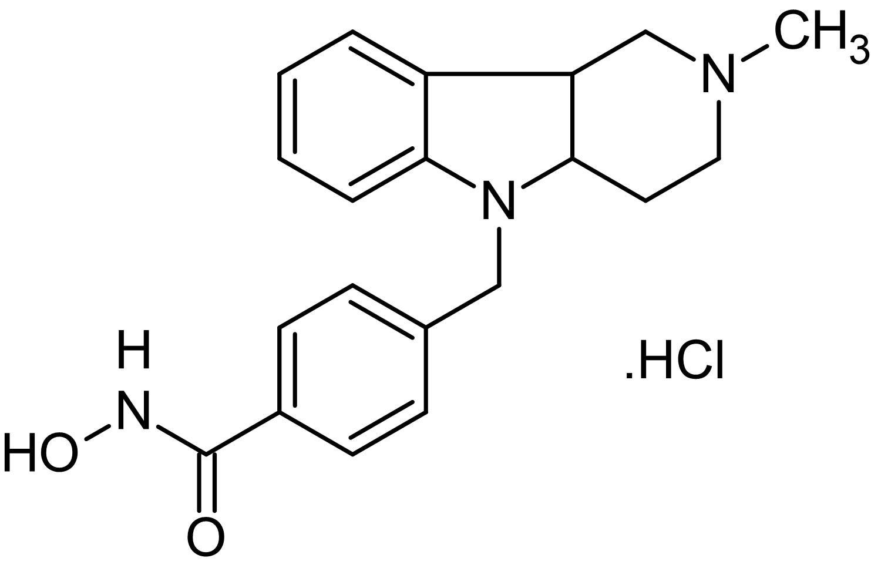 Chemical Structure - Tubastatin A hydrochloride, HDAC6 inhibitor (ab141415)