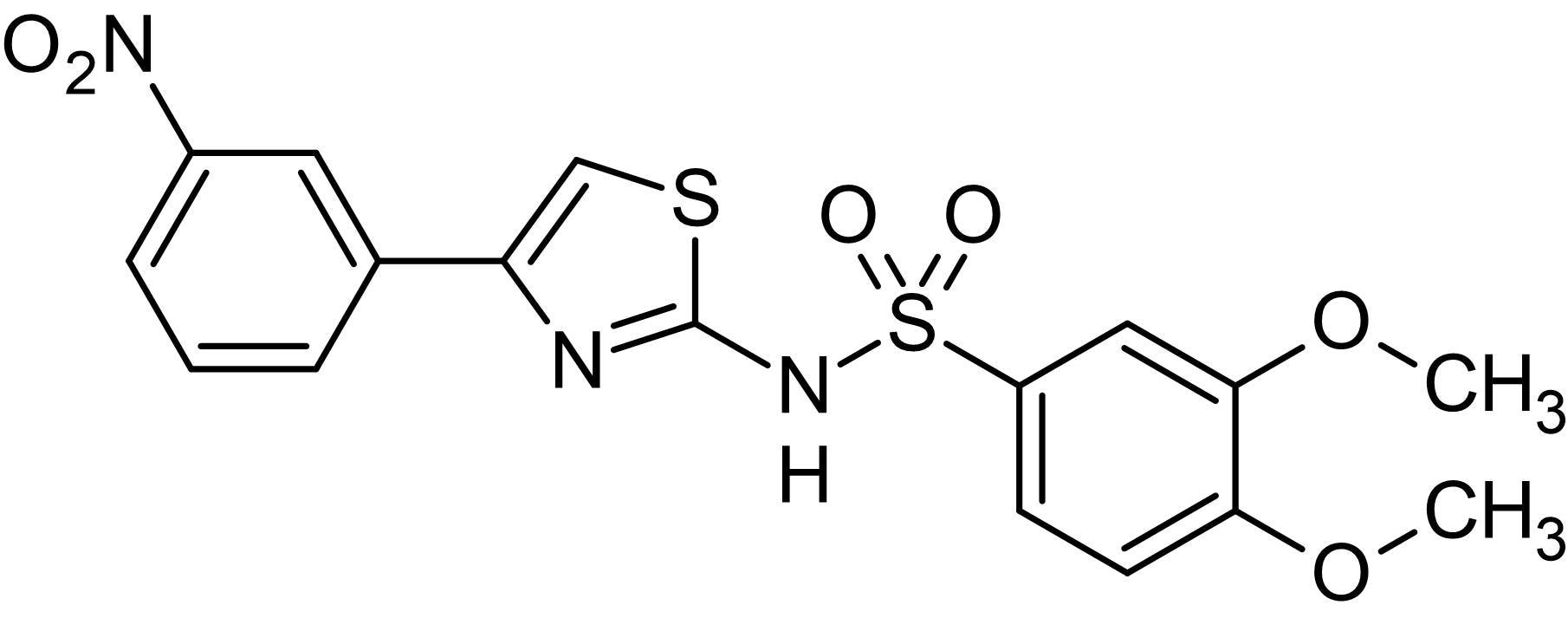 Chemical Structure - Ro 61-8048, kynurenine 3-monooxygenase (KMO) inhibitor (ab141466)