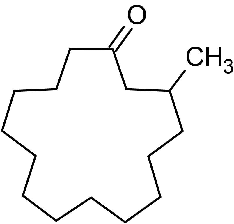 Chemical Structure - Muscone, cellular oxidative stress and apoptosis inhibitor (ab141551)