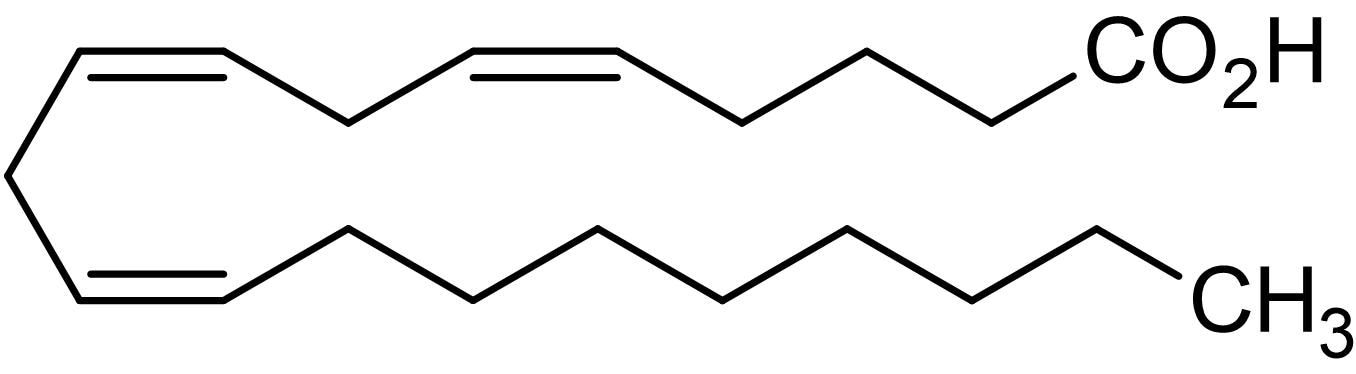 Chemical Structure - Mead acid, Unsaturated fatty acid (ab141598)