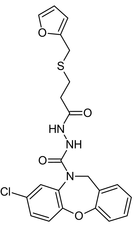 Chemical Structure - SC-51322, EP<sub>1</sub> receptor antagonist (ab141738)