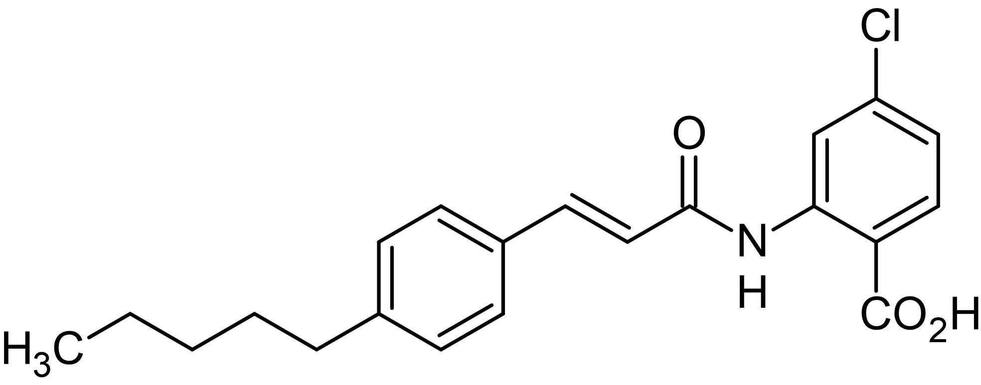 Chemical Structure - ONO-RS-082, phospholipase A<sub>2</sub> (PLA<sub>2</sub>) inhibitor (ab141760)