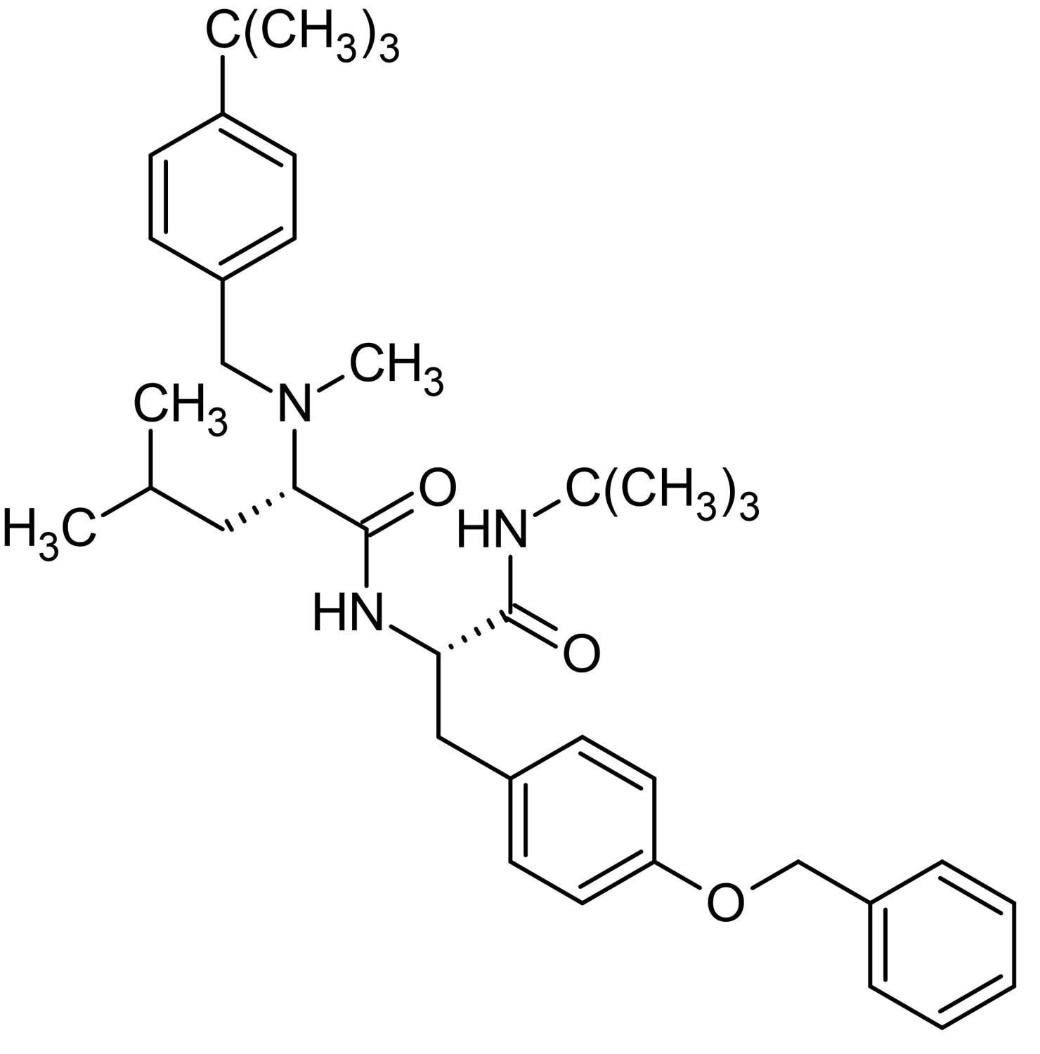 Chemical Structure - PD 173212, N-type voltage-gated Ca<sup>2+</sup> channel blocker (ab141832)