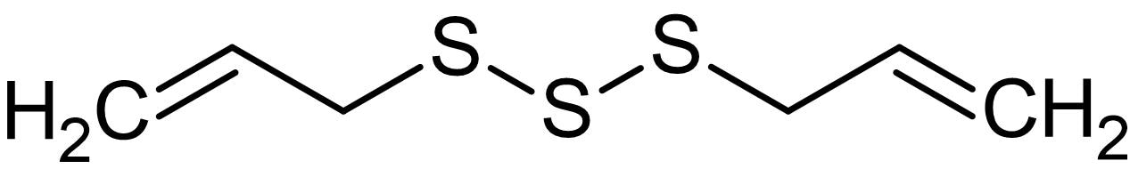 Chemical Structure - Diallyl trisulfide (DATS), Organosulphur compound (ab141926)