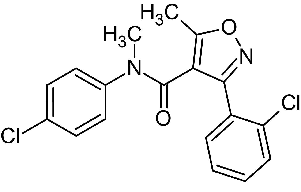 Chemical Structure - TGR5 Receptor Agonist, TGR5 G-protein coupled receptor agonist (ab142091)