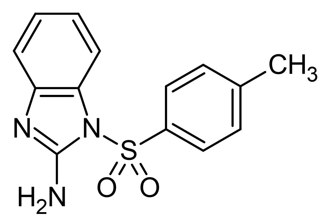 Chemical Structure - ML130, NOD1 inhibitor (ab142177)