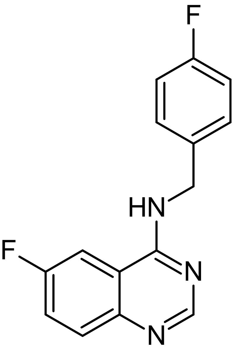 Chemical Structure - Spautin-1, USP10 and USP13 inhibitor (ab142205)