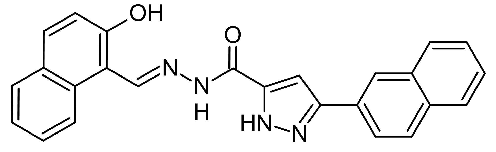 Chemical Structure - SKI-I, Sphingosine Kinase Inhibitor (ab142209)