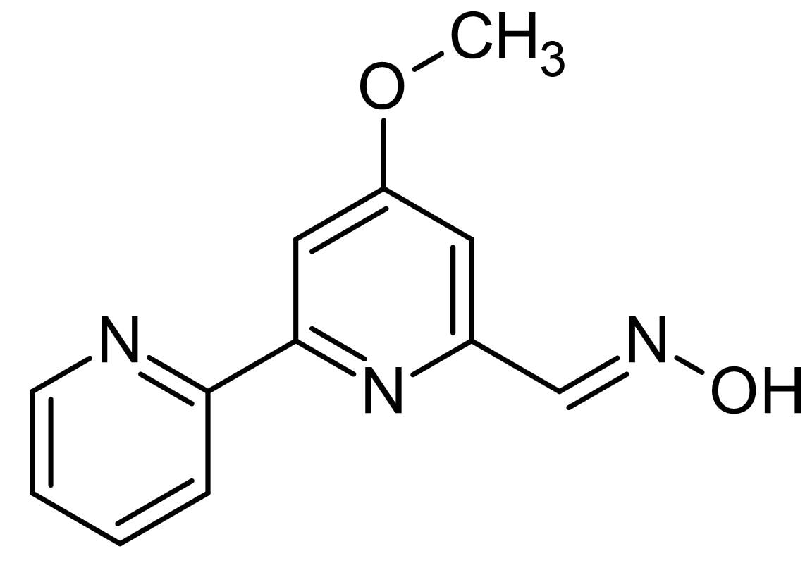 Chemical Structure - Caerulomycin A, pyridine derivative antibiotic agent (ab143369)