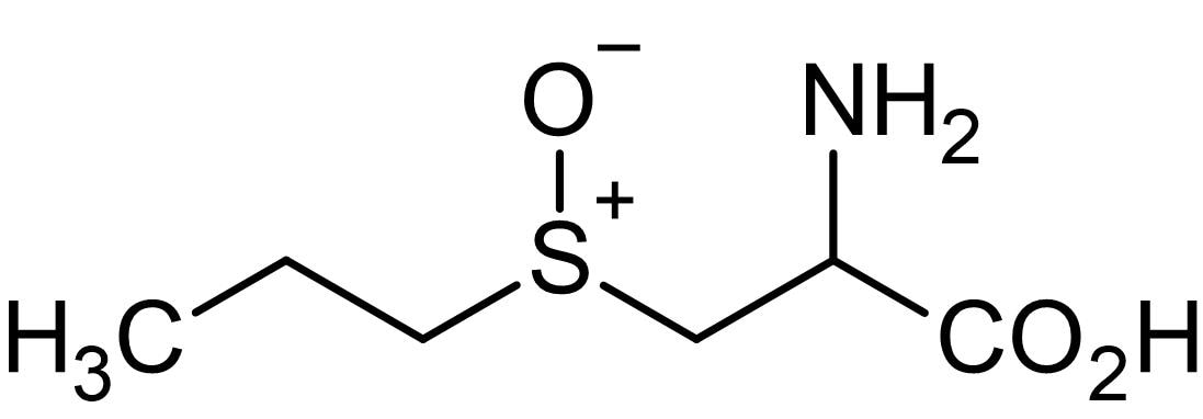 Chemical Structure - (±)-S-Propyl-L-cysteine-S-oxide, Alliin analog (ab143686)