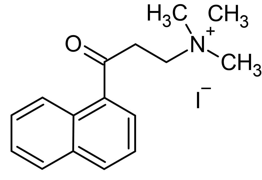 Chemical Structure - alpha-NETA, Fluorescent ChAT inhibitor (ab144314)