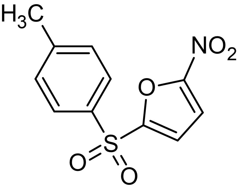 Chemical Structure - NSC697923, UBE2N inhibitor (ab144316)