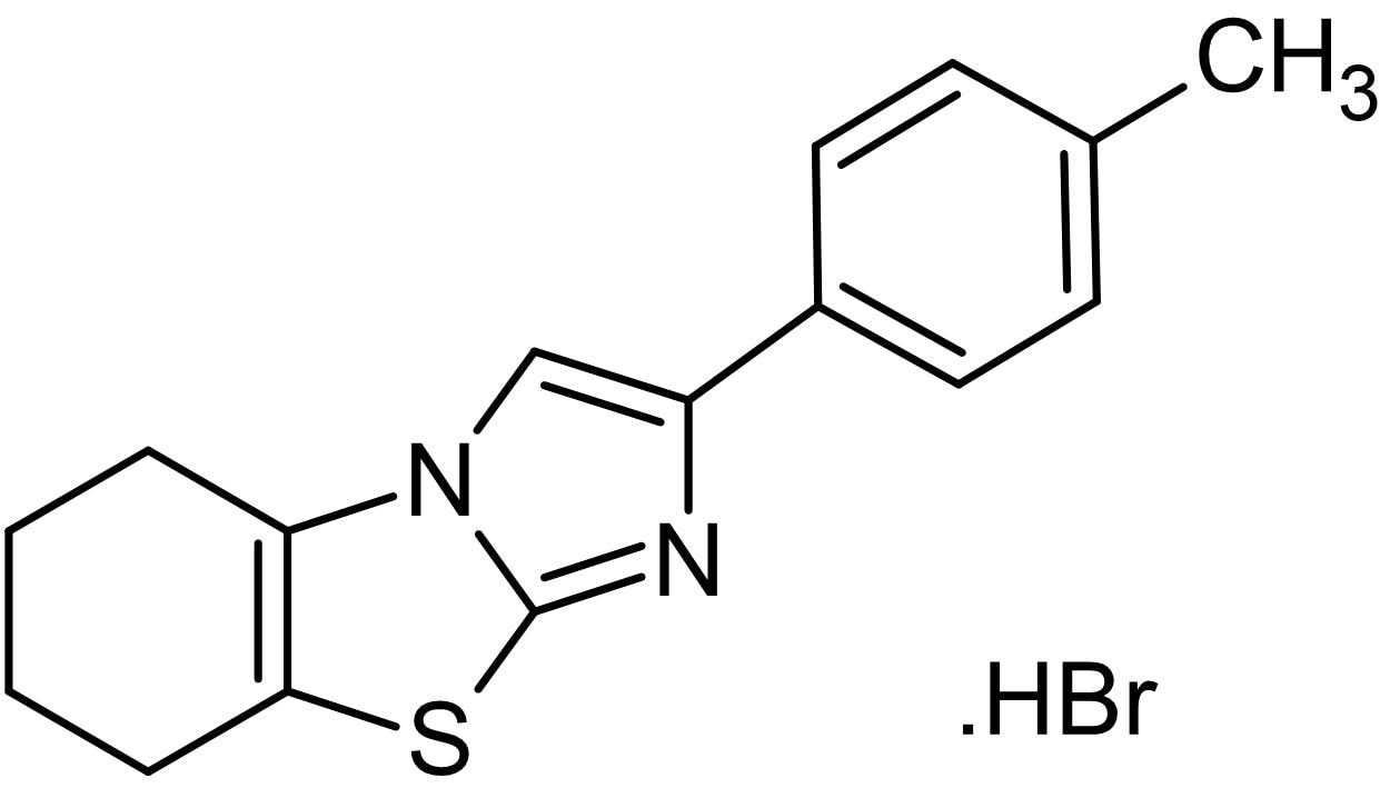 Chemical Structure - Cyclic Pifithrin-alpha hydrobromide, pifithrin-alpha analog (ab144327)