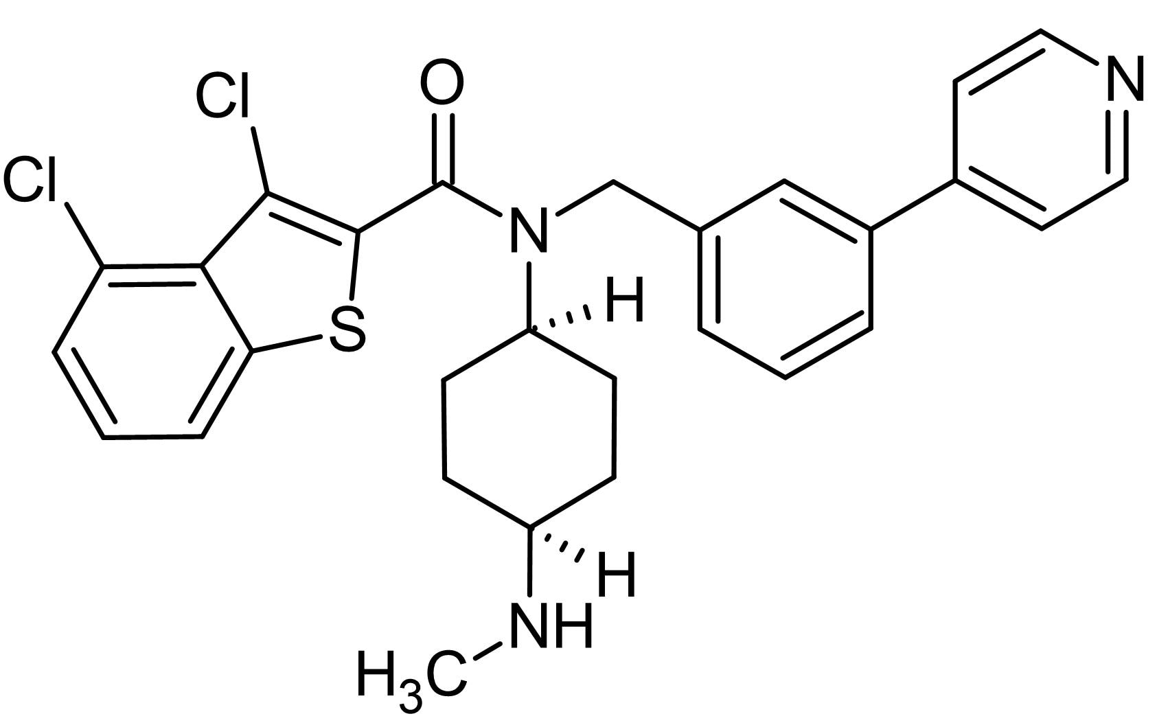 Chemical Structure - SAG Analog (Highly Active), Shh and Smo agonist (ab144353)
