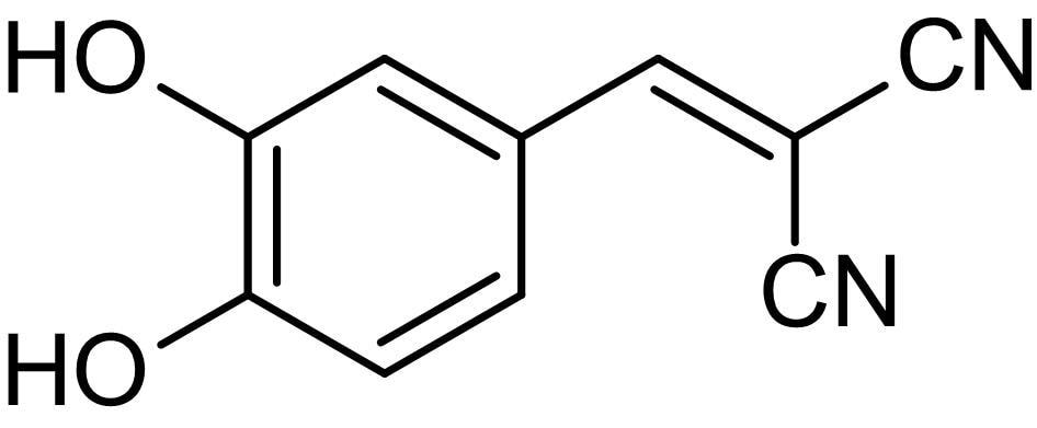 Chemical Structure - AG-18, EGF receptor kinase inhibitor (ab144437)